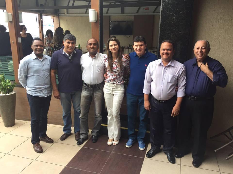 Lideranças regionais do PRB visitam município de Abreu e Lima