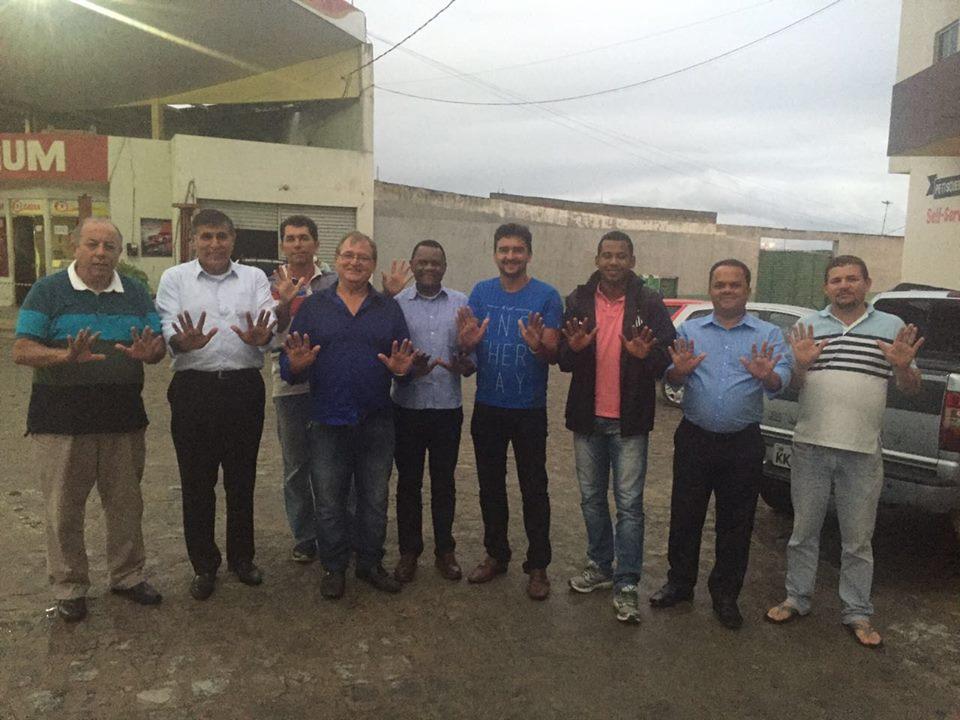 Executiva do PRB visita município de Cupira no Agreste pernambucano