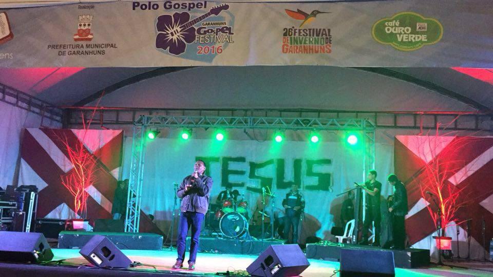 Deputado Ossesio prestigia 26ª edição do Festival de Inverno de Garanhuns