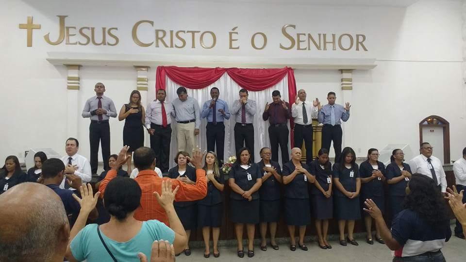 Bispo Ossesio e pastor Carlos Geraldo participam de Concentração de Fé em Petrolina