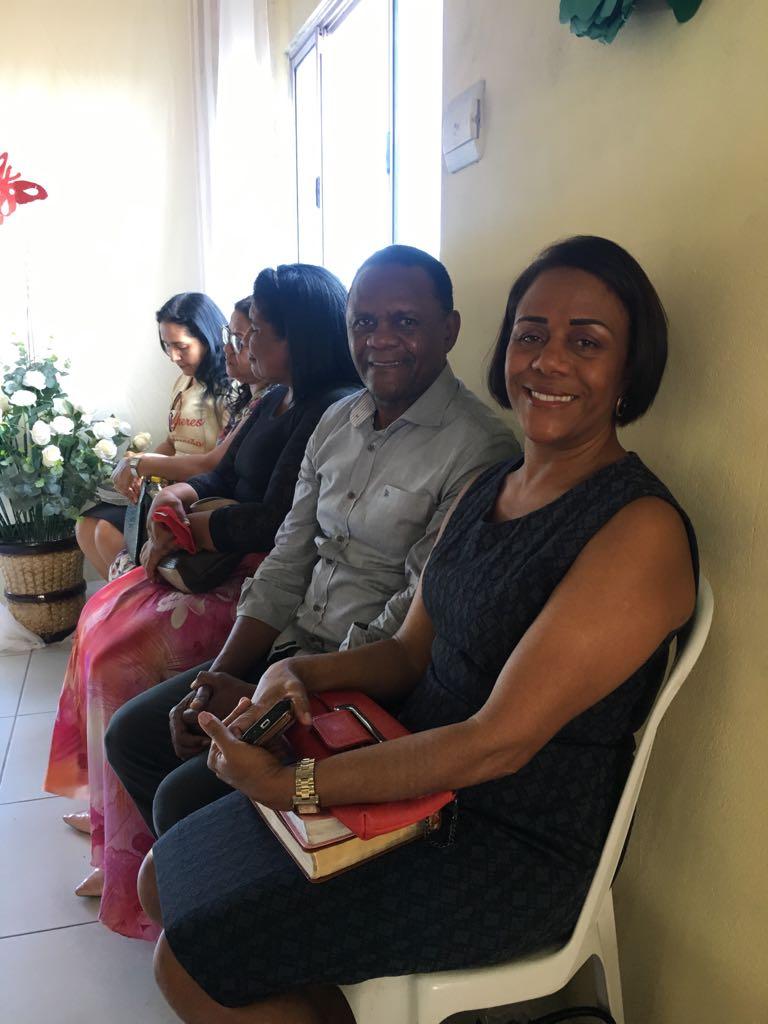 Bispo Ossesio  prestigia 5° Encontro Estadual da União Feminina do Brasil para Cristo (UFEBRAC)