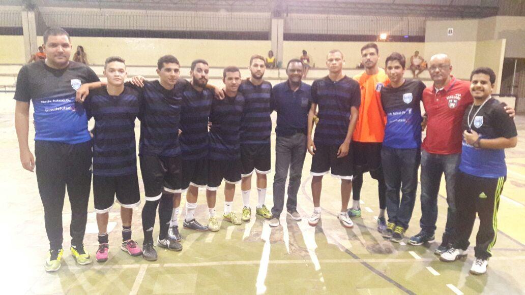 Deputado Ossesio Silva apoia futsal pernambucano