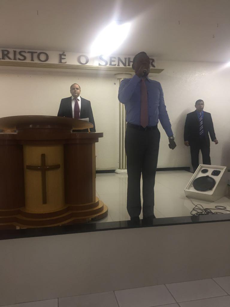 Bispo Ossesio Silva participa de Concentração de Fé em Timbaúba
