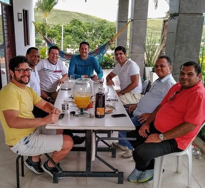 Deputado Ossesio se reúne com lideranças na Mata Sul de Pernambuco