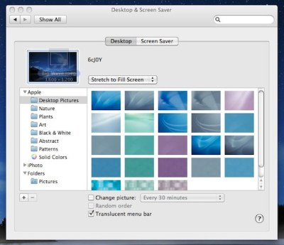 How to Change the Desktop Background Picture in Mac OS X