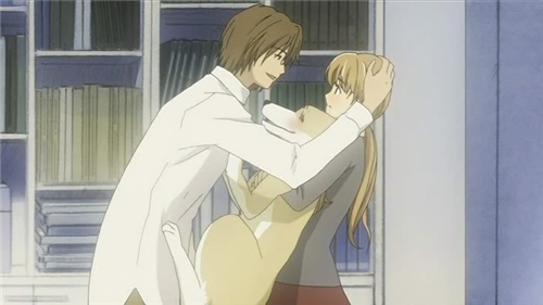 Anime Kiss Scenes - Honey and Clover