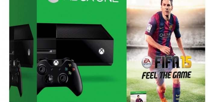 Xbox One + Fifa 15 pour 379¤, c'est plus qu'honn�te !