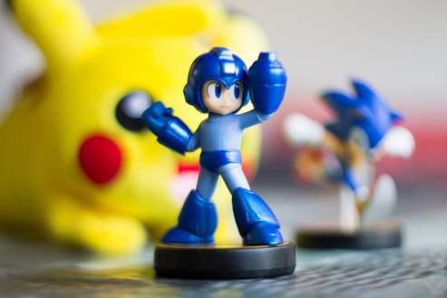 Megaman pour d�fendre la veuve et l'orphelin !