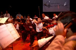 Beneficios de la práctica musical para los niños
