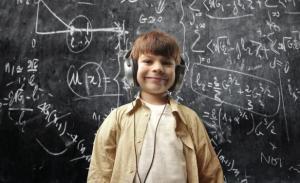 Música para ser mejor en matemática