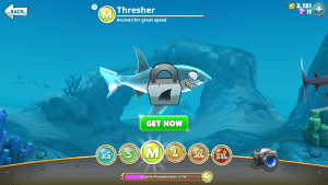 How to Unlock The Medium Sharks In Hungry Shark World