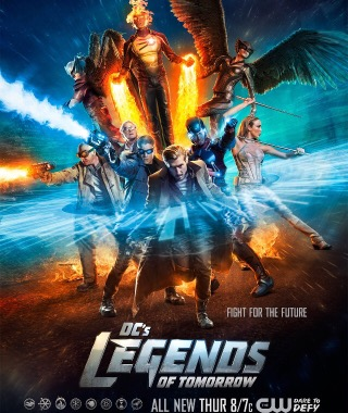 When Will DC's Legends of Tomorrow Be on Netflix? Netflix Release Date?