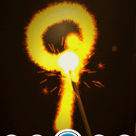 How to Use The Colored Sparkler Snapchat Lens Filter