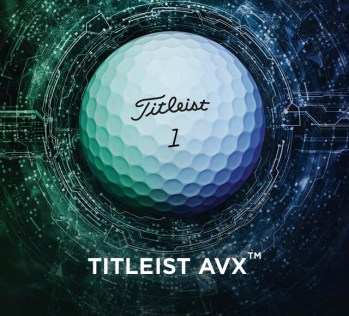 What is the Compression of a Titleist AVX Golf Ball?