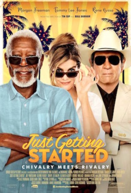When Will 'Just Getting Started' Be Available on Netflix?