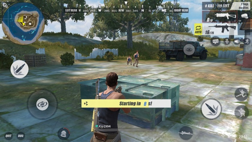 Can You Have More Than Two Guns In Rules of Survival?