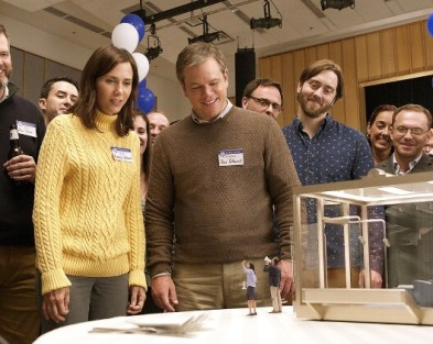 When Will The Movie Downsizing Be Available on Netflix? Netflix Release Date?