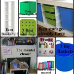 Operation: Playroom Organization! ~ Tuesday Tips