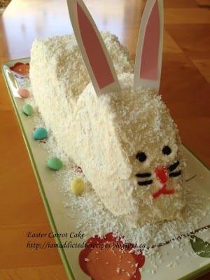 bunny cake logo