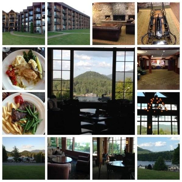 Crowne Plaza Resort & Golf Club in Lake Placid