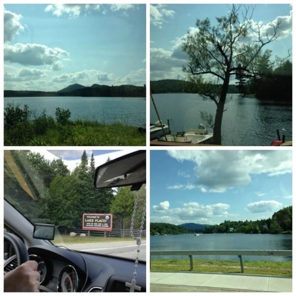 travelling to Lake Placid