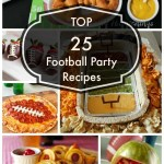 Top 25 Football Party Recipes