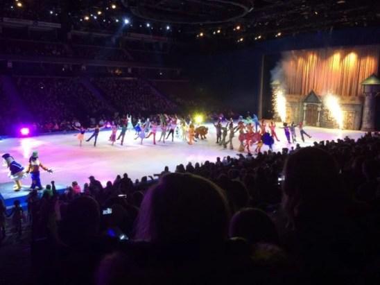 Disney on Ice - Fireworks