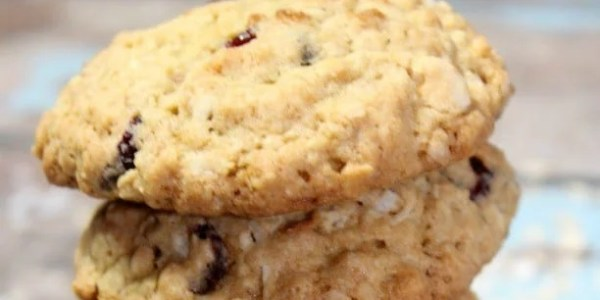 coconut oatmeal white chocolate cookies cranberry coconut oatmeal ...