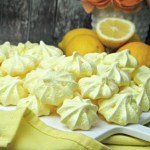 The Best Lemon Meringue Cookies Recipe