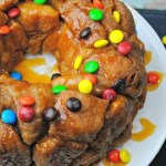 Super Easy M&M's Monkey Bread Recipe