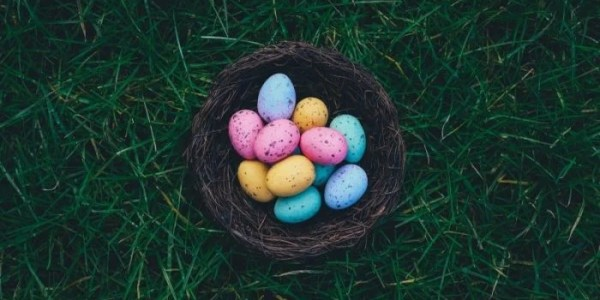 How to Have a Backyard Easter Egg Hunt