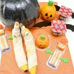 Fun Halloween Kids Snacks for School Lunches
