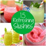 15 Refreshing Slushies Recipes