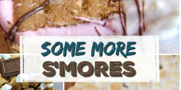 14 Some More S'Mores Recipes