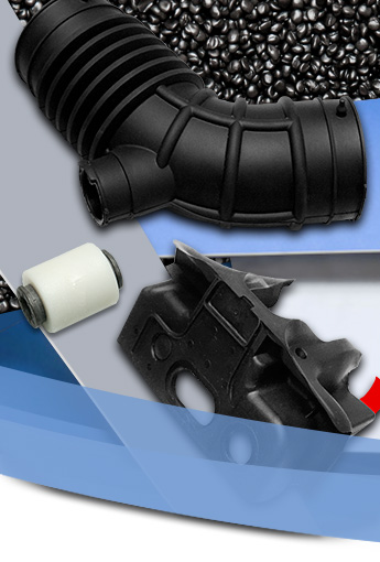 Rubber, Plastic & Thermoplastic Injection Molding & Die Cutting
