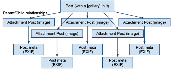 Graph of the Gallery concept