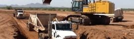 Excavation & Export