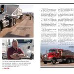 Otto Trucking Featured in First Class Magazine