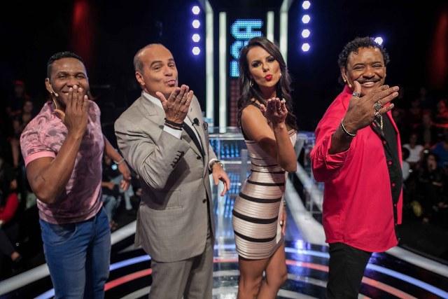 """""""Mega Senha"""" marca audiência na RedeTV! ( Fernanda Simão / Divulgação RedeTV!)"""