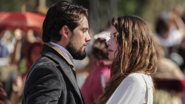 Felipe e Lívia se reencontrarão (Foto: Divulgação)