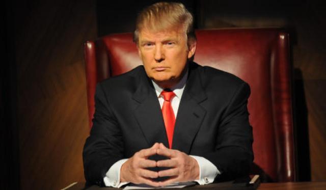 """Donald Trump deixou o comando de """"O Aprendiz"""". (Foto: Divulgação)"""
