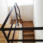 コの字の階段