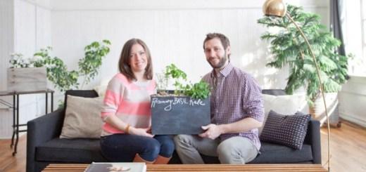 シカゴの夫婦がつくったオシャレな水耕栽培キット「Modern Sprout」