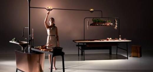 電力自給からキノコ栽培、養蜂まで。「フィリップス」が提案する未来の循環型家具