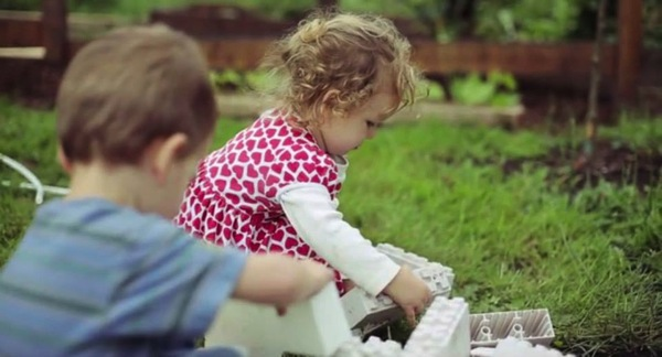 【開発ストーリー】ブロックで組み立てる小さな畑「ガーデンブロック」に込められた家庭菜園ビギナーへの想い