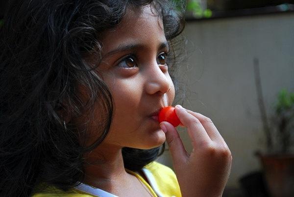 tomato-and-kid