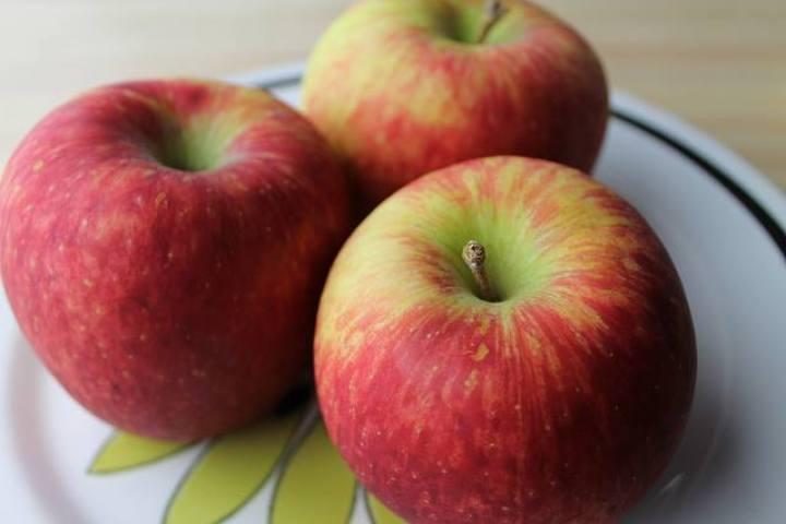 りんごは皮ごと食べて最大限の効能をーー最も胃にやさしい果物
