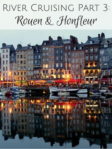 normandy river cruise croisieurope