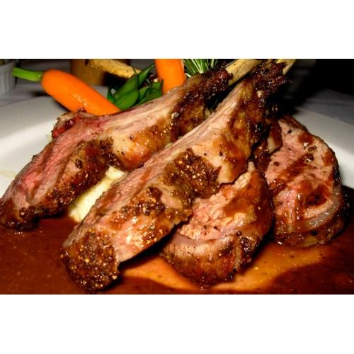Medium Crop Of Lamb Chops Show