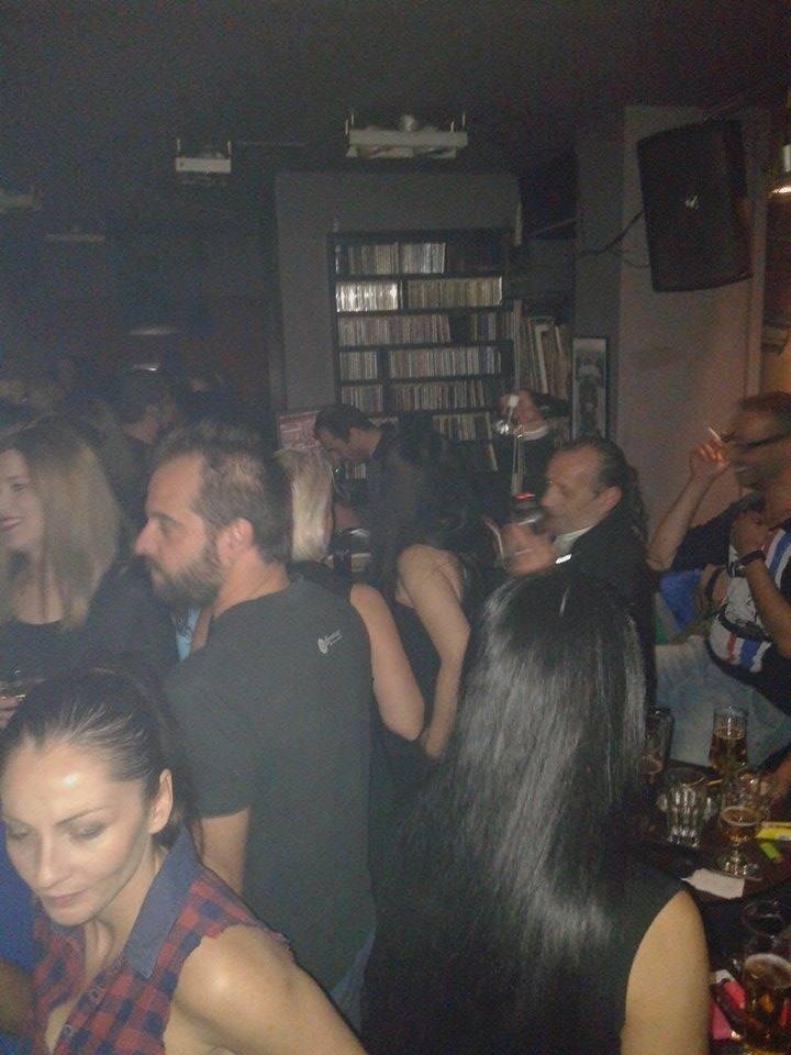 Το Gallery cafe bar στην Κοζάνη, γιορτάζει και γίνεται 23 χρονών!!!!!